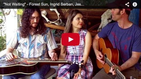 Forest Sun, Ingrid Serban, Jesse Aycock in Tulsa, OK