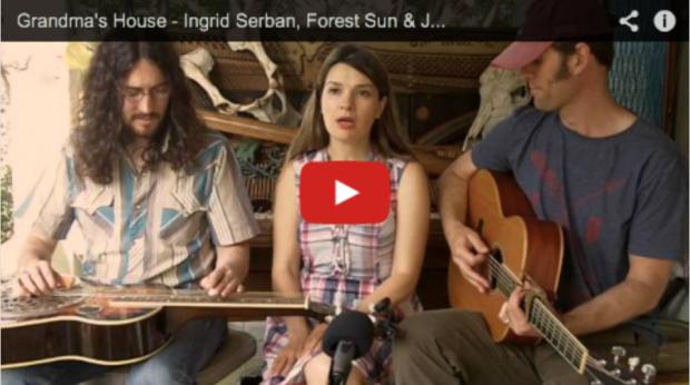 Forest Sun, Ingrid Serban, Jesse Aycock