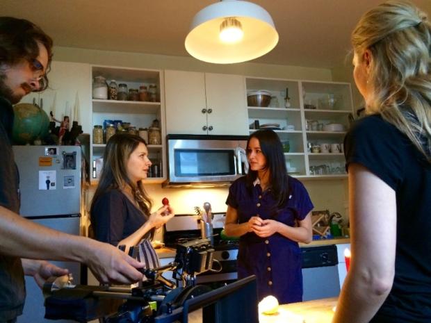 Murder in North Beach, a short film by Ingrid Serban and Cassie Jaye